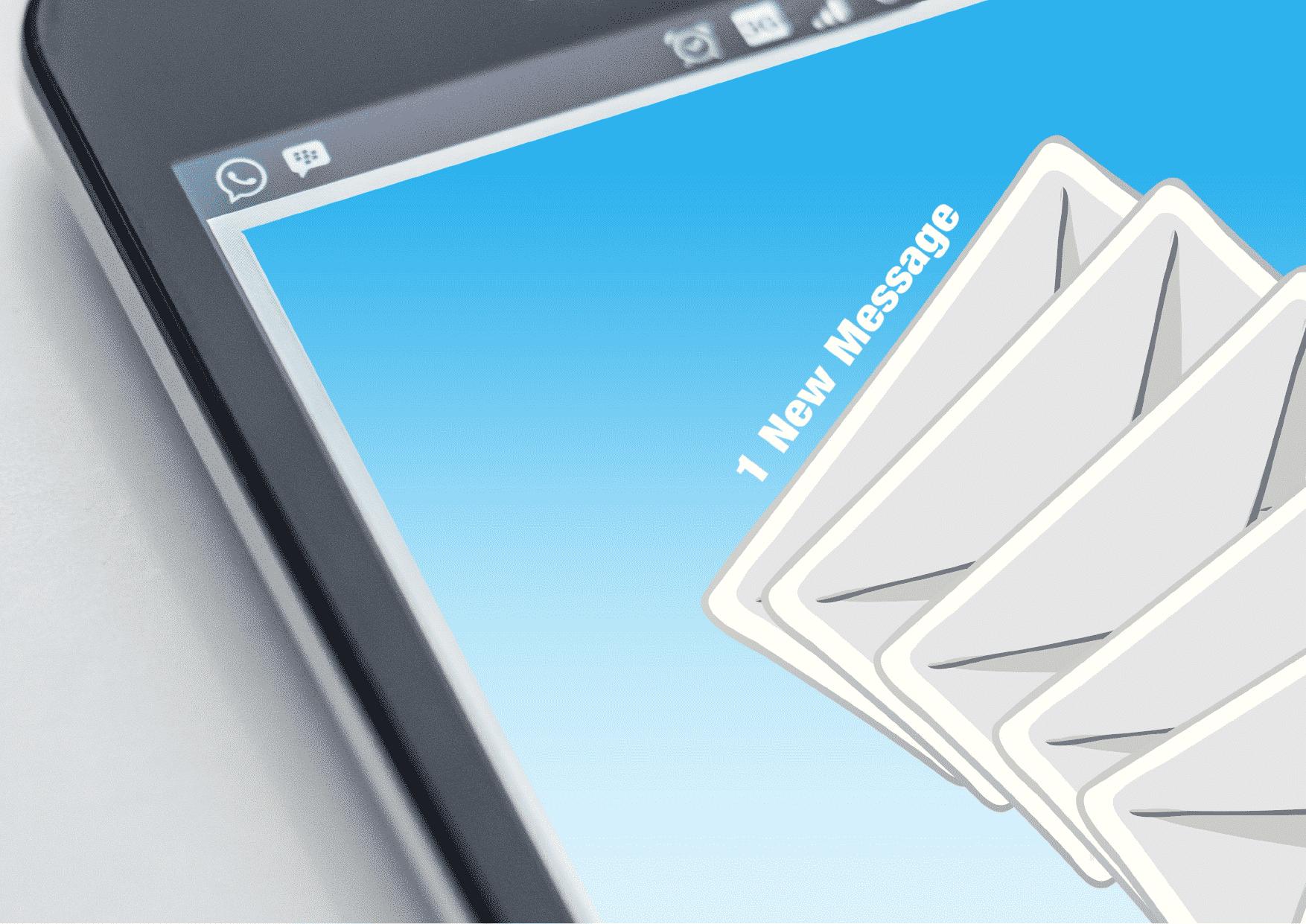 Pengaruh Email Marketing dalam Mengenalkan Brand