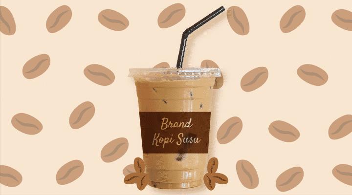 Brand Kopi Susu Lokal Favorit