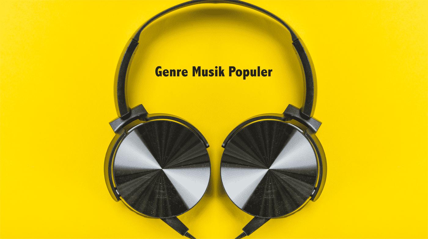 Infografis: Genre Musik Populer