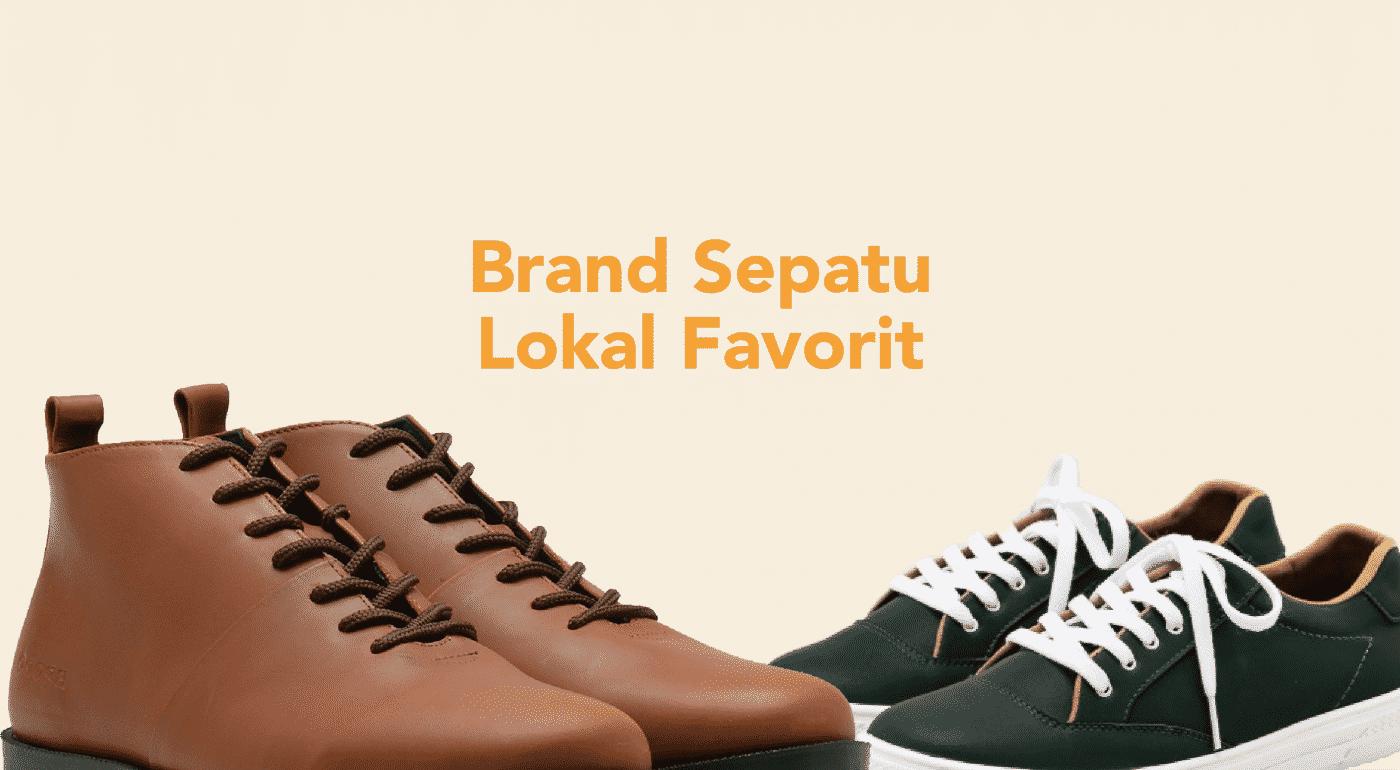 brand sepatu lokal favorit