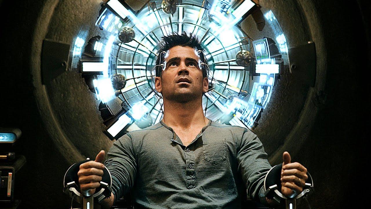 Lima Daftar Film yang Meramal Kecanggihan Teknologi di Masa Depan total recall - youtube
