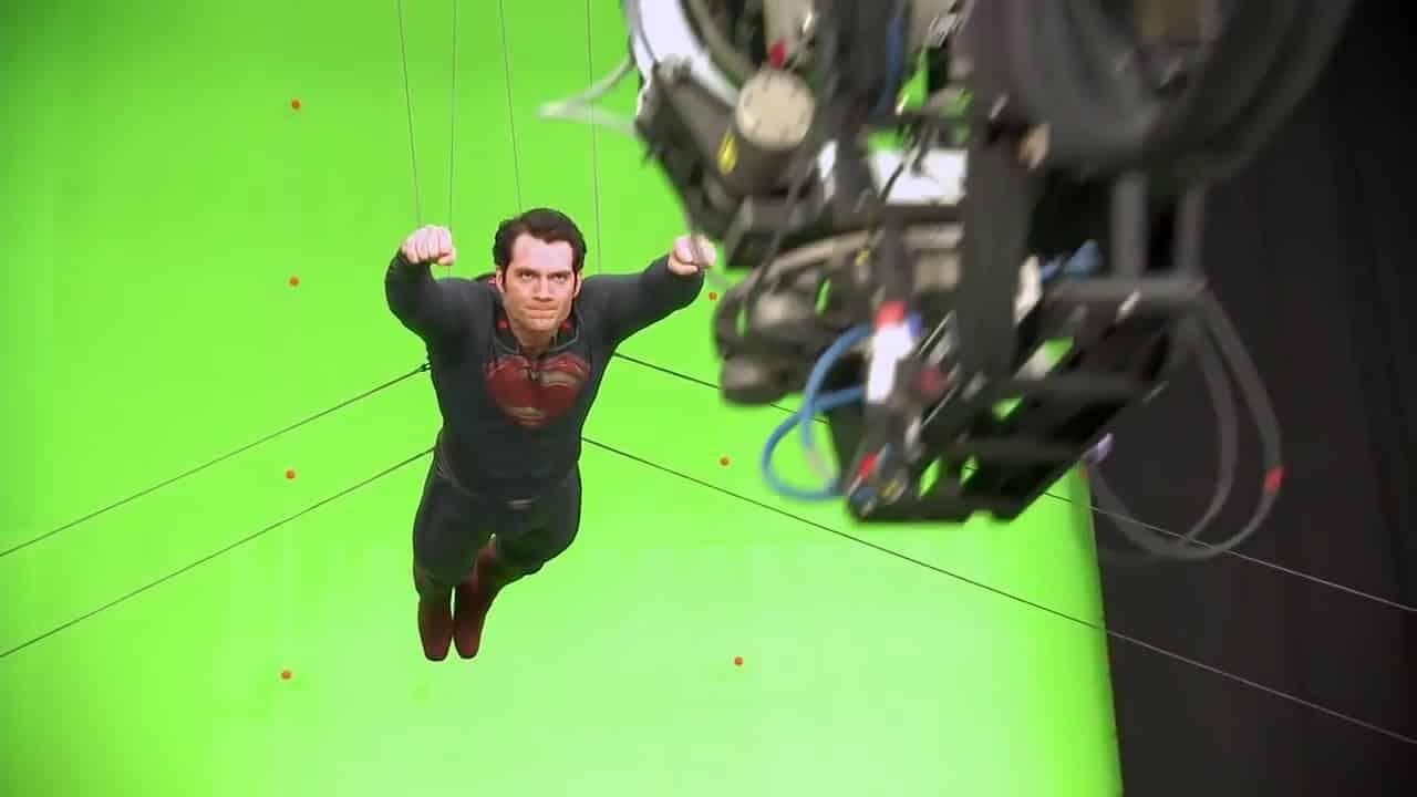 behind the scene CGI - Mengenal Teknologi CGI dalam Film