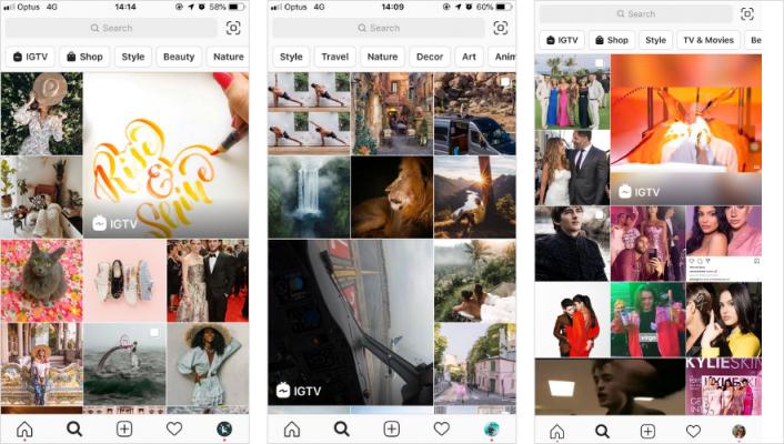 Kenapa Sebuah Postingan Bisa Muncul di Instagram Explore Kita?