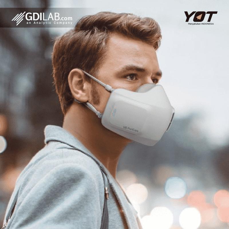 Krisis Global dan Inovasi Masker Air-Purifier