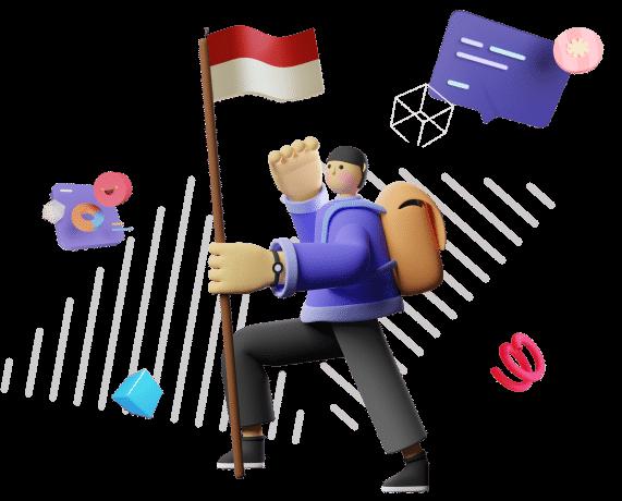 SocialConnext dan UMKMLab dari GDILab